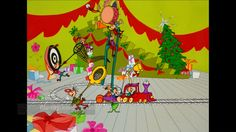 Dr. Seuss' How the Grinch Stole Christmas! (1966) Blu-ray Review ...