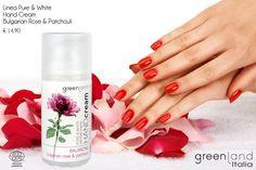 Hand Cream Bulgarian Rose & Patchouli | Crema mani completamente biologica, morbida e delicata sulla pelle. In generale, la rosa bulgara ed il patchouli hanno proprietà  astringenti, tonificanti, antirughe, anticellulite, combattono l'acne e gli eczemi.