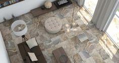 Porcelanico 50x50 Modelo Omaha | Azuliber La destonificación natural hasta sus últimas concecuencias