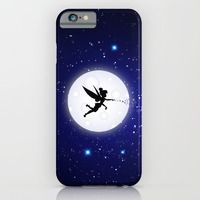 iPhone & iPod Case featuring Elf Starry Night by alexa
