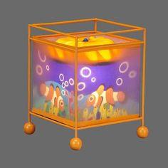 MeMe Magic Revoling Kids Lamp - beach-style - Kids Lighting - Natural design house