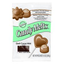 Chocolate Mint Candy Melts® - Wilton