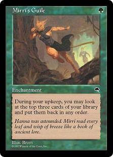 Mirri's Guile (Tempest)