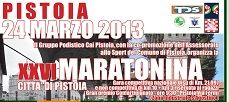Pistoia 10 km – Marathon (Tuscany)  March 24 – 7:30 a.m., Via E. Fermi; 10 km or 3 km walk non-competitive and fit-walking; registration fee: €16, which includes one kilo pecorino cheese; € 5, which includes 0.5 liter oil bottle.