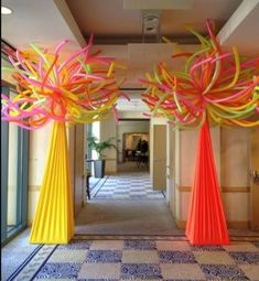Carnival Decorations, Balloon Decorations Party, Birthday Decorations, Party Themes, Balloon Flowers, Red Balloon, Balloon Bouquet, Balloon Columns, Balloon Arch