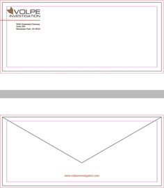 Some adjustments to my envelope