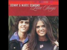 Donny Osmond Photo: Donny and Marie Donny Osmond, Marie Osmond, The Osmonds, Oldies But Goodies, New Names, Talk To Me, Music Artists, Breast Cancer, Real Life