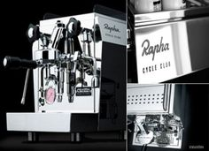 Be in to Win A Rocket Espresso Machine. To enter simply visit the website and follow the instructions.
