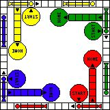 custom monopoly board template - 1000 images about games life sized on pinterest life