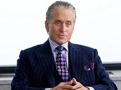 Gordon Gekko, Wall Street: Money Never Sleeps. See more TV/movie criminals who cashed in:  http://www.ew.com/ew/gallery/0,,20851600,00.html