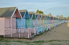 Added to my wish list .... A pastel beach hut