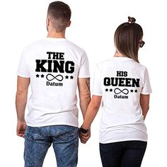 Kings & Queens, Shirt Bluse, Mens Tops, Women, Fashion, Workwear, Clothing, Gifts For Couples, Lace Cardigan