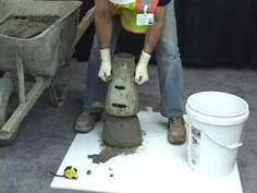 ▶ Concrete Slump Test - ASTM C143 - YouTube