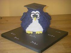 Owl - inspired by Debbie Brown