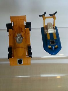 #Vintage #takara 1984/85 #transformers g1 minibot lot,  seaspray, dragstir ,  View more on the LINK: 	http://www.zeppy.io/product/gb/2/282174916324/