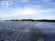 Der Hafen von Ilha do Mel