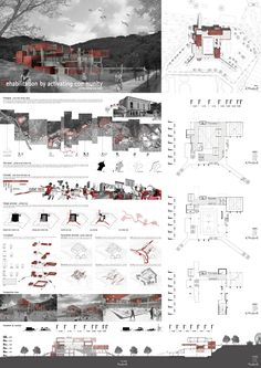 Architectural Poster Presentation - Welcome my homepage Plan Concept Architecture, Collage Architecture, Site Analysis Architecture, Architecture Board, Amazing Architecture, Architecture Design, Architecture Diagrams, Presentation Board Design, Architecture Presentation Board