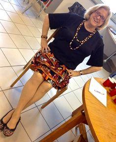Yes, another teacher dress/skirt.