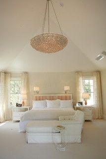 West Hampton Beach House - eclectic - bedroom - new york - by Eddie Lee Inc