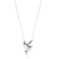 Tiffany and co Necklaces Paloma Picasso Dove pendant      If you like, do not miss you navigate interface, do not hesitate it is absolutely your heart wanted, and high quality low price goods much faster, hurry to buy it do not worry it will give you the perfect body to bring another one kind of joy...