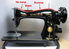 The Vintage Singer Sewing Machine Blog: A Visual Guide to Identifying Singers from Crappy Craigslist Photos, Part 2: Narrowing Down the Model 15