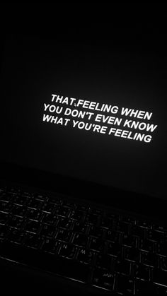 b&w, black, and whi image Empty Quotes, Dark Quotes, Sad Love Quotes, Mood Quotes, Life Quotes, Sad Wallpaper, Retro Wallpaper, Quote Aesthetic, Aesthetic Pictures