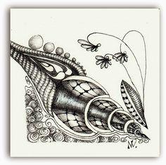 Zen-mêles et autres Salmigondis: L'escargot de Ernst