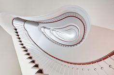 Paisley staircase