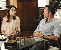 ♥♥♥ H50 -  Claire Forlani  and Alex O'Loughlin - ep 7.03