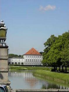 Nymphenburg Palace in Munich Germany on Shutterbug Traveler
