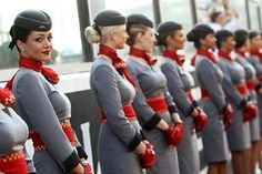 Flight Attendants | Etihad Airways