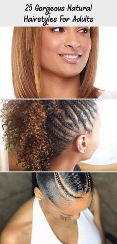 African American Natural Hairstyles for Adults Mohawk Hairstyles, Popular Hairstyles, Natural Hairstyles, Corporate Women, Faux Locks, Curly Braids, Thick Braid, Types Of Braids, Dark Skin Beauty