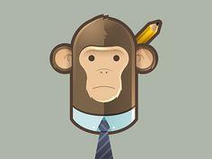 Monkey Mascot - WIP