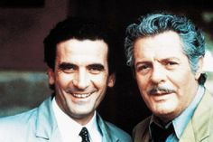 """""""SPLENDOR"""" Exellent film by ETTORE SCOLA * 1989 . Stars: MARCELLO MASTROIANNI & MASSIMO TROISI."""