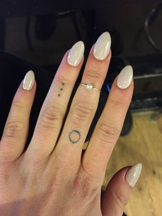 Akiko Hair & Nail Studio - New York, NY, United States. Nude solid coat and almond shape.