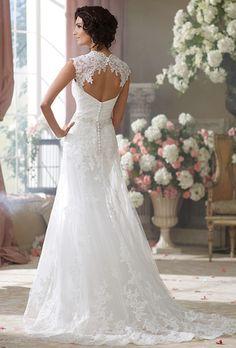 Brides: David Tutera for Mon Cheri
