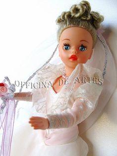 Boneca Antiga Susi Da Estrela 70s Vintage Doll Susi 70s