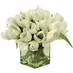 tulips    Google Image Result for http://apartmentsilike.files.wordpress.com/2011/03/white-silk-tulips.jpg