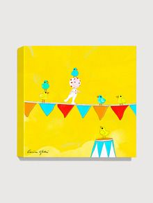 Saw these on Gilt today, super cute canvases