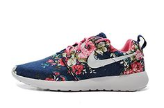 sports shoes 628f8 30cd2 Nike Women s Roshe Run Designed Running Shoes (USA 8) (UK 5.5 (EU 39)   Amazon.it  Scarpe e borse