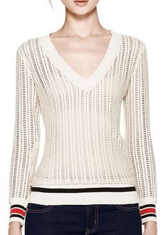 Tory Burch Ozzy Sweater