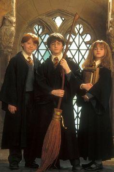 Harry Potter Tumblr, Harry Potter Hermione, Harry Potter World, Ron Weasley, Estilo Harry Potter, Mundo Harry Potter, Harry Potter Actors, Harry Potter Pictures, Harry Potter Fandom