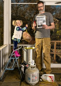 fry daddy by Dave Engledow on Fotoblur hilarious father daughter shots