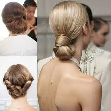 Image result for long hair upstyles