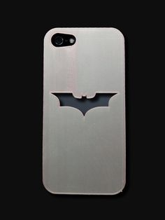 stephysama's save of Dark Knight Batman Symbol iPhone 5 and 4s Case on Wanelo