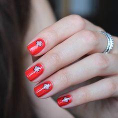 """98 Likes, 2 Comments - Kateryna / Катя (@the_masimka) on Instagram: """"К этому красному у меня всегда рука тянется в первую очередь... Это Max Factor Red Carpet Glam а к…"""""""