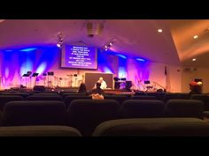 ✞Sunday evening church service speaking on intercessory