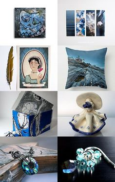 Blue by Sani on Etsy--Pinned with TreasuryPin.com