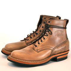 White's Semi-Smoke Jumper Boots - Natural Chromexcel