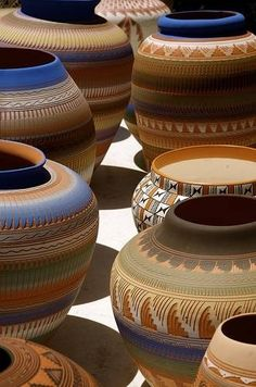 Pottery from Mexico
